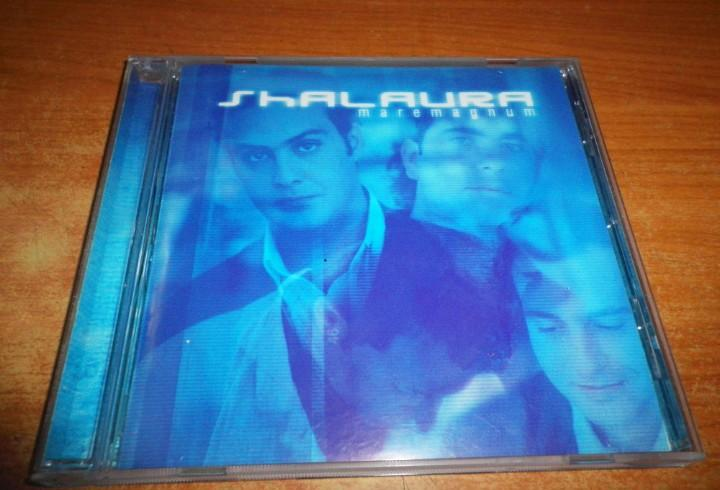 Shalaura maremagnum cd album del año 2000 contiene 11 temas