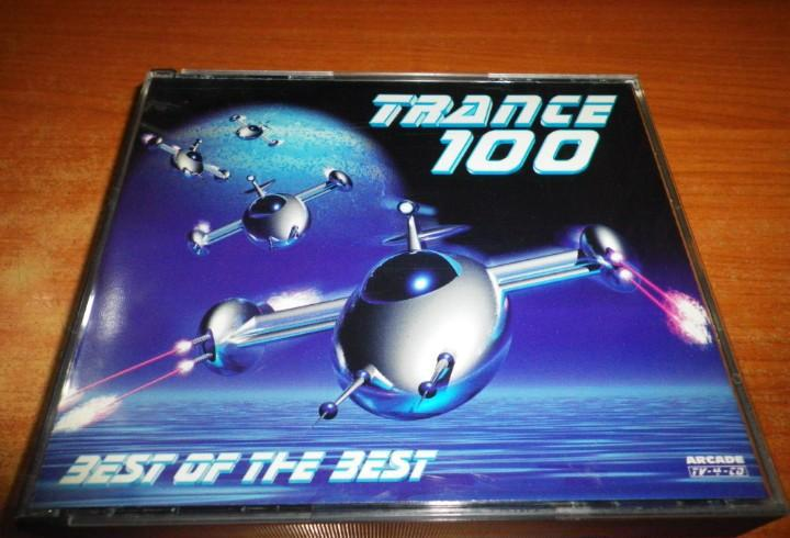 Trance 100 best of the best 4 cd album del año 1997 sash 2