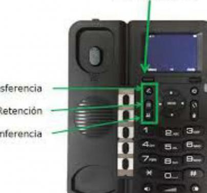 Telefono fijo movil amper d379