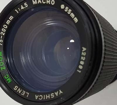 Yashica 70-210/4.5