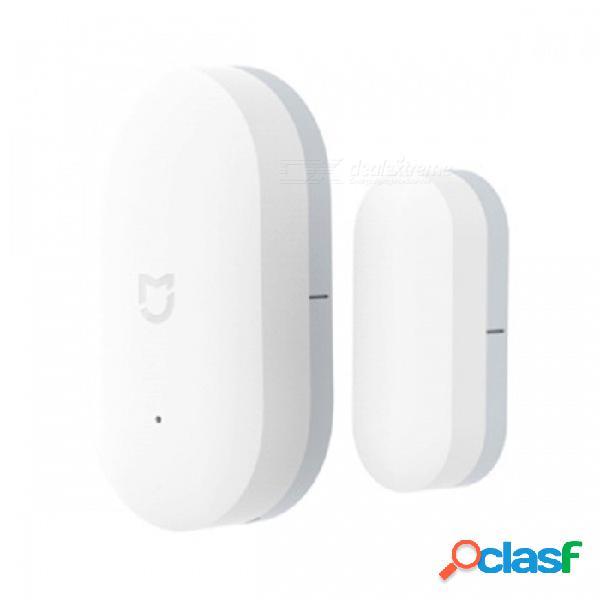 La Conexión Inalámbrica Multiusos Zigbee Multiusos Del Sensor De La Puerta De La Ventana Xiaomi Funciona Con Xiaomi Smart Home Mijia