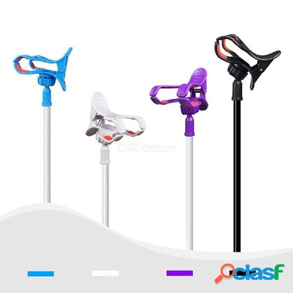 Soporte universal para el teléfono con clip que gira el soporte perezoso del soporte del cabecero del brazo largo para ipad air mini