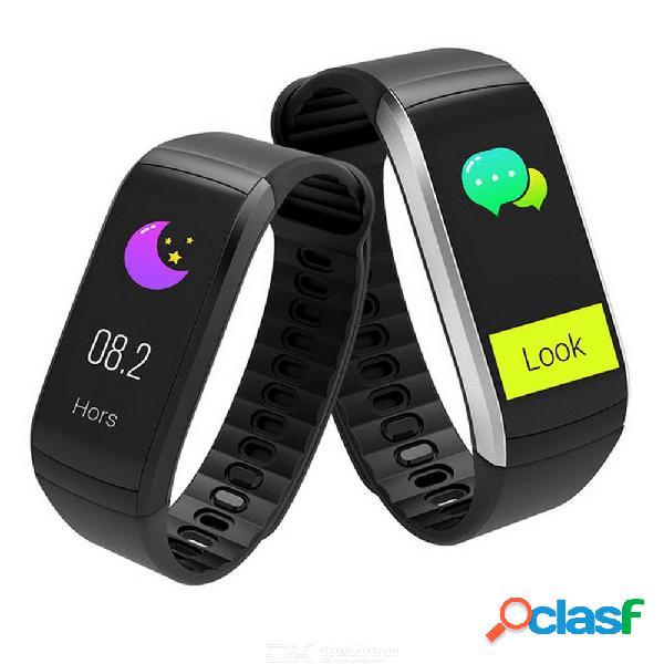 Rastreador de actividad kr02 ip68 a prueba de agua, inteligente, gps, banda inteligente, monitor de ritmo cardíaco, reloj rastreador de actividad para android ios