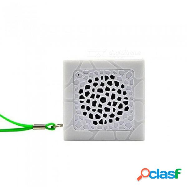 Bluetooth 3.0 manos libres micrófono de succión altavoz ducha coche resistente al agua para iphone ipad hifi inalámbrico mini altavoz bluetooth blanco