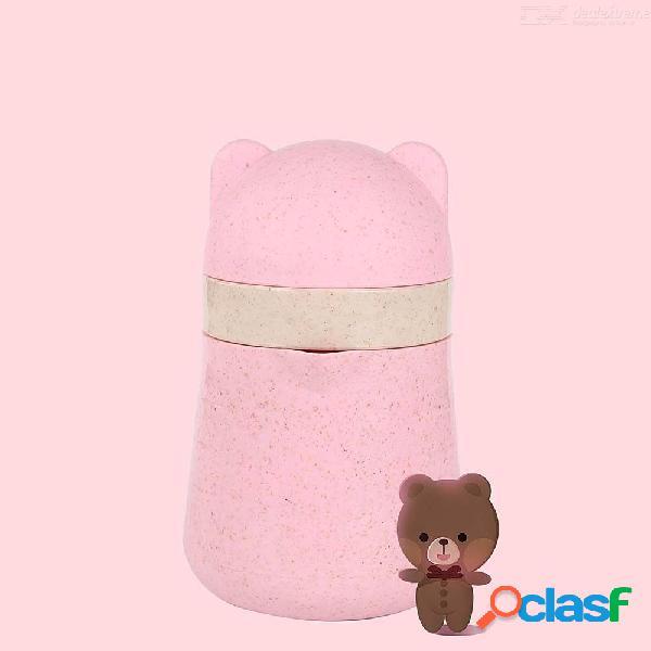 Exprimidor manual simple exprimidor caldera de oso taza de jugo portátil mini manual exprimidor de frutas