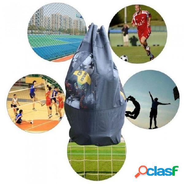 Bolsa de equipo de baloncesto voleibol de fútbol bolsa de pelota grande bolsa de bola de entrenamiento pesado bola de entrenamiento bolsa de bola instituciones de entrenamiento a