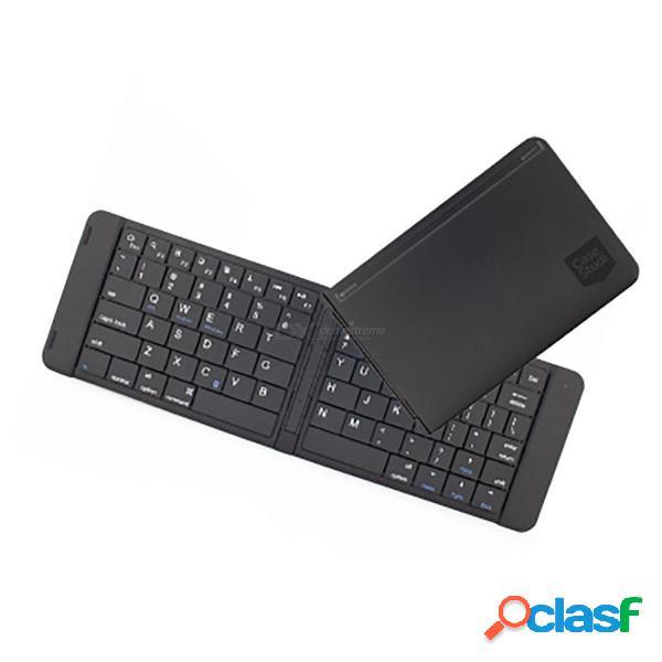 Teclado Inalámbrico Bluetooth Teclado Inalámbrico Portátil Para IOS Android Teléfonos Inteligentes Tableta Portátil