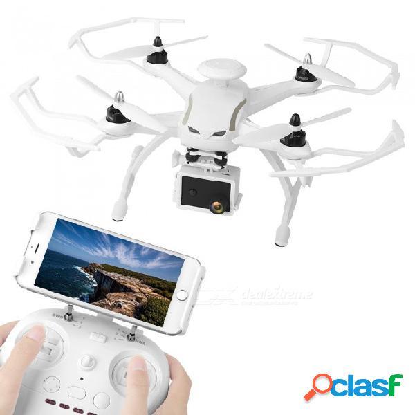 Cg035 wi-fi fpv rc helicóptero drone con 1080p hd cardán cámara doble gps quadcopter flujo óptico sin escobillas motor