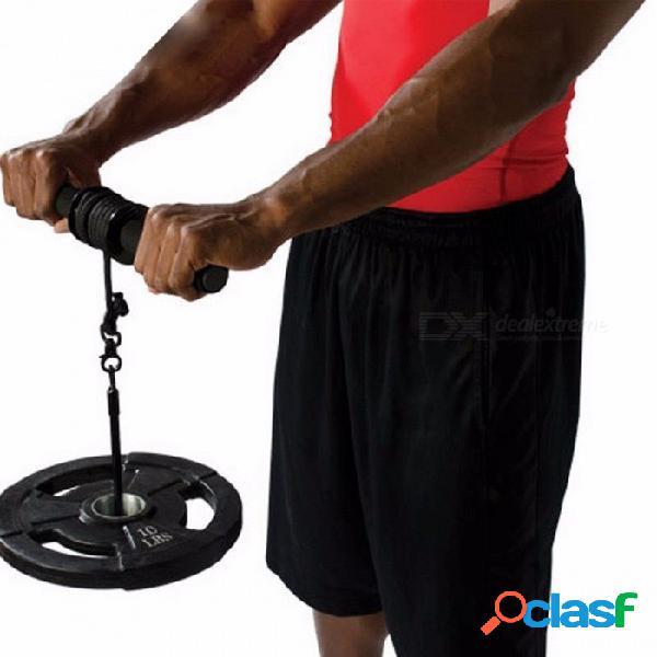 Músculo revelador muñeca antebrazo amaestrador fuerza fuerza rehabilitación amaestrador ejercicio físico cuerpo edificio equipo negro