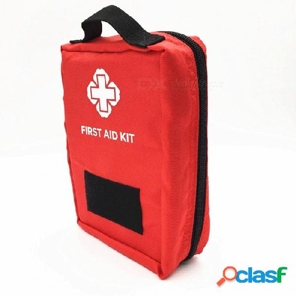 Bolsa de medicina deportiva de emergencia de viaje multifunción al aire libre kit de primeros auxilios de viaje