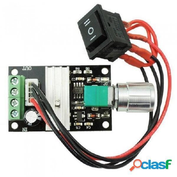 6v 12v 24v 28v 3a 80w dc controlador de velocidad del motor de velocidad pwm interruptor reversible ajustable 1203bb dc controlador de velocidad de marcha atrás del controlador del motor