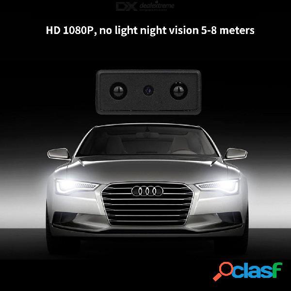 Mini cámara espía de 1,2 x 3 cm videocámara 1080p hd con detección de movimiento de visión nocturna con 1 cable usb de pc