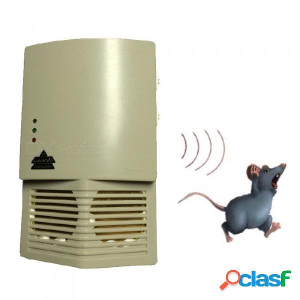 Ojade repelente de repelente de ratón de rata electrónico ultrasónico portátil para familias rrestaurant, hotel, hospital, oficina