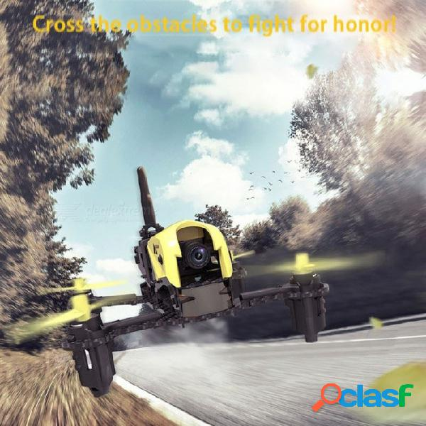 Hubsan h122d portable 4-ch remote control rc drone helicopter airplane toy with 720p hd camera yellow
