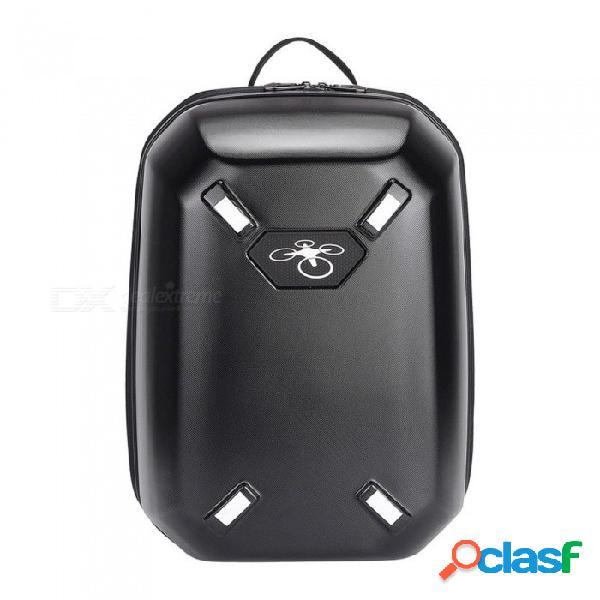 Dji phantom 4 pcs cáscara dura mochila phantom 3 bolsa de almacenamiento universal mochila impermeable bolsa de transporte de hombro