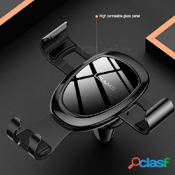 Portaherramientas universales usams para vehículos de gravedad totalmente automáticos de navegación negro