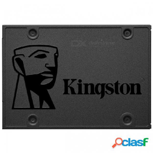 Kingston ssdnow serie a400 sa400s37 / 960g ssd de 960 gb, 500 mb / s (lectura), 450 mb / s (escritura) sata 3