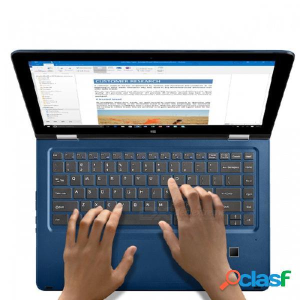 "Voyo vbook a3 pro tablet 13.3 ""1920 * 1080 intel skylake core i7-6500u computadora portátil win10 8g ram 256 ssd hdmi bt notebook"