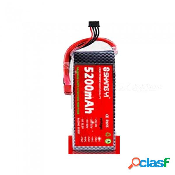Shangyi 1pcs 7.4v 5200mah 25c 9042125 battery high power quality lithium battery drone quadcopter helicopter batteries