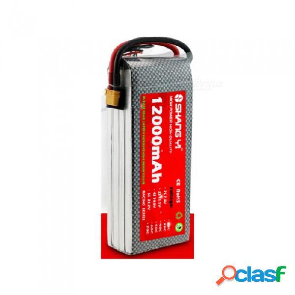 Shangyi 1 unids 11.1 v 12000 mah 25c 9574170 batería de litio de calidad de alta potencia para rc coche de juguete avión repuestos