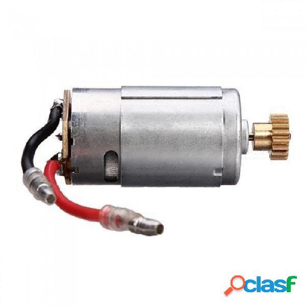 Uso para vehículos y juguetes y motores a control remoto parte a949 a959 a969 a979 1/18 4wd coche rally 390 motor plateado