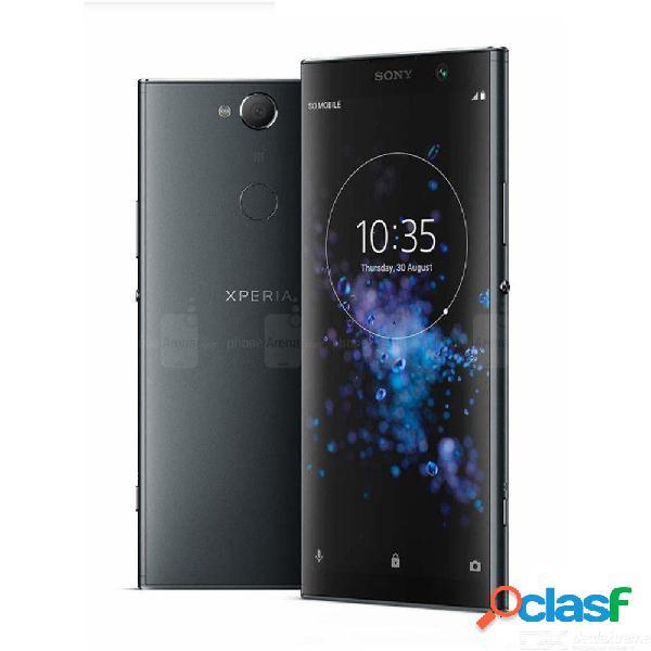 Sony xperia xa2 plus h4493 6.0 '' rom 6gb ram 64gb android doble sim teléfono móvil con batería de 3580mah