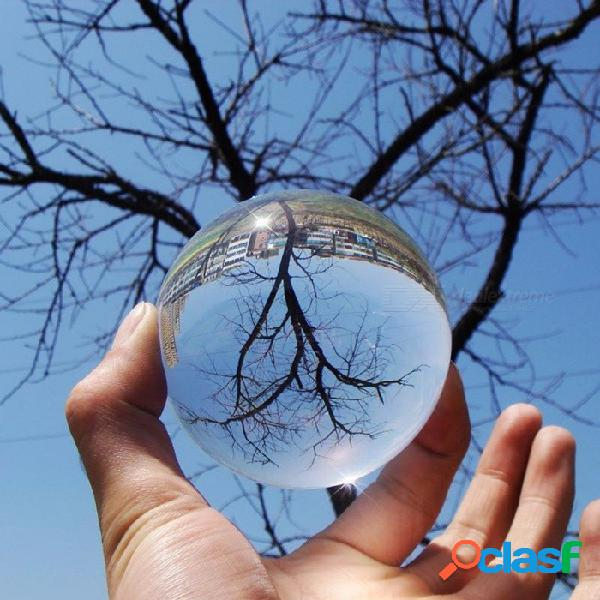 Contacto mágico genial bola de malabarismo bola 100 bolas de acrílico trucos de magia para el mago cuatro tamaños para elegir 100 mm, 80 mm, 60 mm