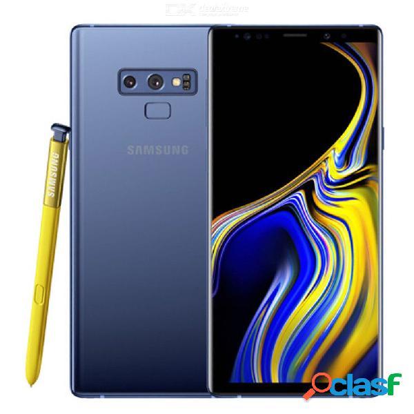 Samsung galaxy note 9 n9600 6,4 pulgadas lte 6gb / 8gb ram 128gb / 512gb rom teléfono inteligente con android