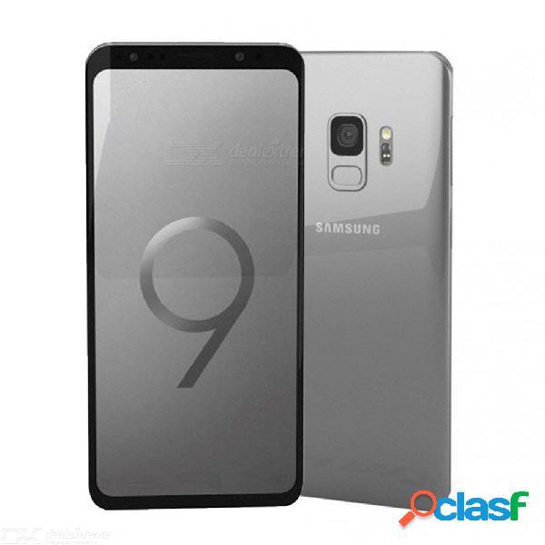 Samsung Galaxy S9 Plus G965FD 6.2quot LTE 6GB RAM 256GB ROM Octa Core Smartphone 3500mah Batería Gris
