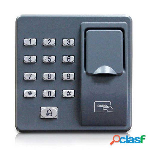 Control de acceso mediante huella dactilar, control de acceso a la huella digital de la tarjeta frid