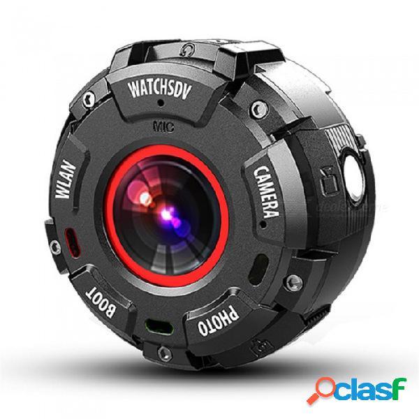 Grabadora hd quelima, mini dvr cámara dv deportiva hd cámara wifi cámara de visión nocturna al aire libre wifi dv