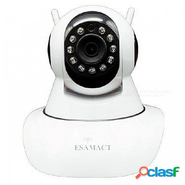Esamact 1080p cámara de seguridad ip de la cámara ip de vigilancia inalámbrica de la cámara de vigilancia infrarroja normal cámara de video de vigilancia cctv