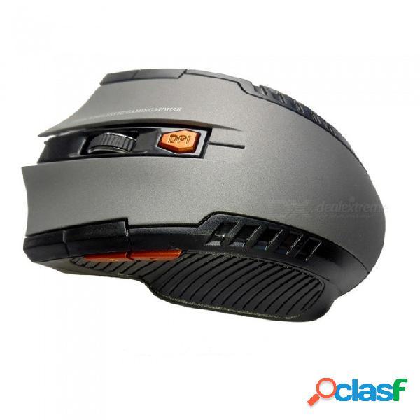 Hot mini 2.4ghz ratón óptico inalámbrico para videojuegos pc juegos nuevos ratones inalámbricos con receptor usb