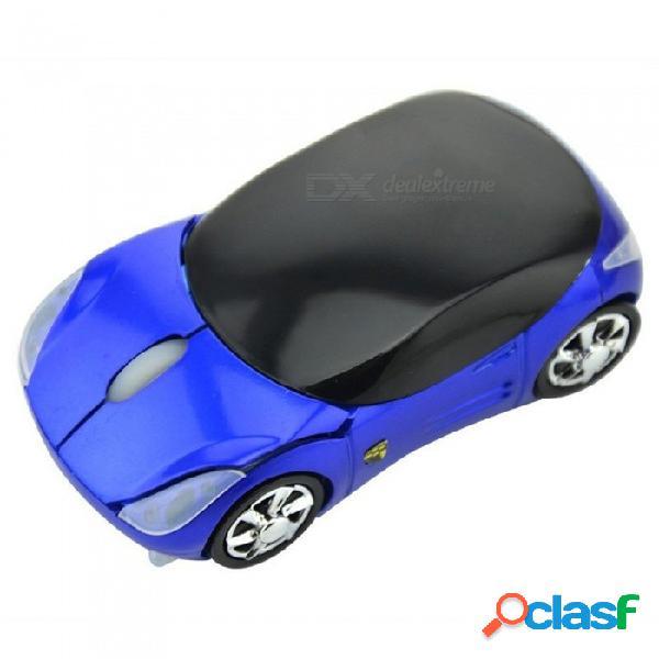 Forme el ratón estupendo del coche estupendo inalámbrico del ratón de ferrari para el ordenador portátil 2.4ghz de la pc