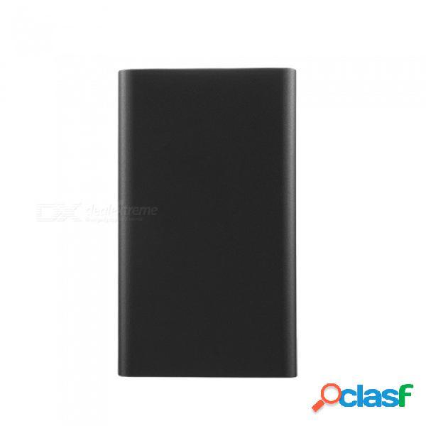 Grabador de voz gh-503 cuatro en uno usb 16 gb con reproductor de mp3 + función de banco de energía móvil - negro