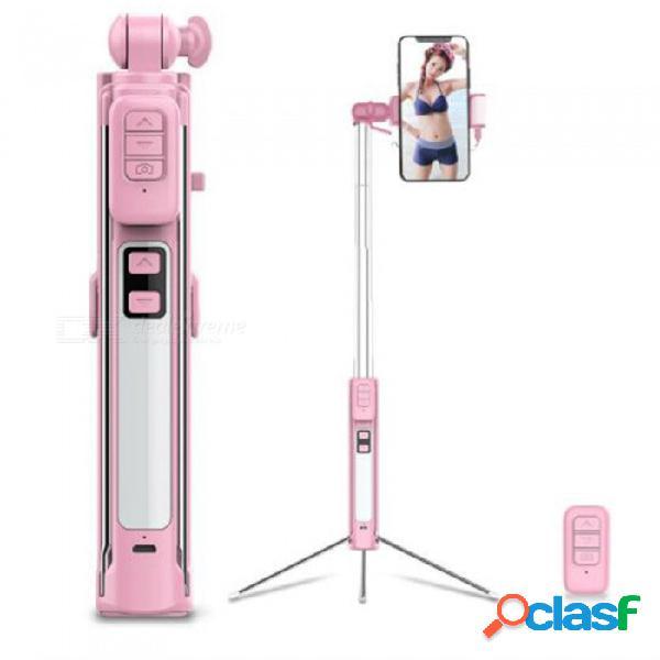 Jedx mini selfie stick trípode plegable 3 en 1 universal remoto bluetooth stick para ios iphone 6 6s 7 samsung xiaomi android