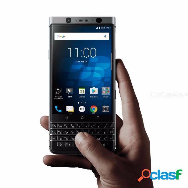 Blackberry keyone bbb100-2 4.5 pulgadas teléfono móvil octa-core 8mp + 12mp cámara 3gb ram 32gb rom-silver