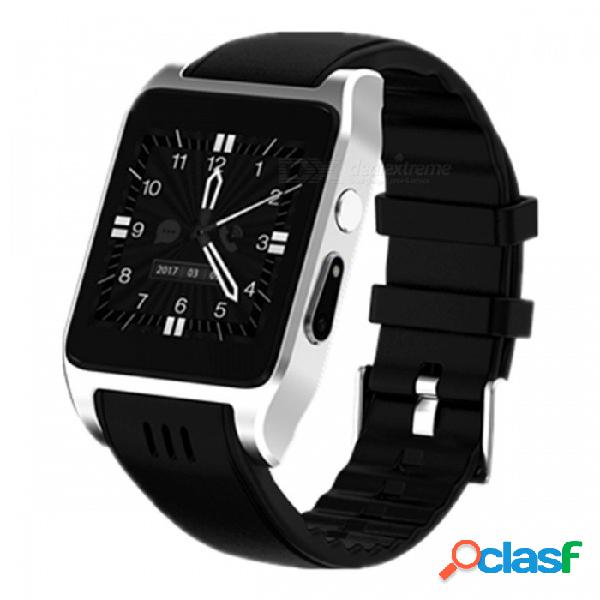 Smart watch android 4.4 os mtk6572 bluetooth 4.0 3g wifi rom 4gb + ram 512 mb smartwatch para mujeres hombres niños regalo