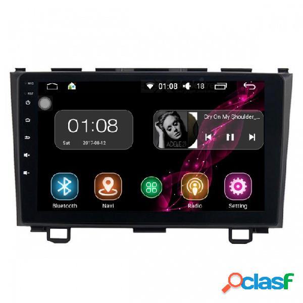 "Funrover android 8.0 hd 9 ""2-din pantalla táctil sistema de audio del coche radio reproductor de auto con estéreo navegación gps para honda crv 2006-2011"
