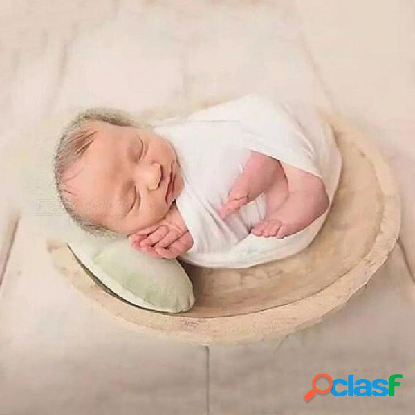 Recién nacido posando frijoles bolso bebé fotografía prop almohada 5 unids / set almohada bebé recién nacido posicionadores recién nacido props poser almohada de colores