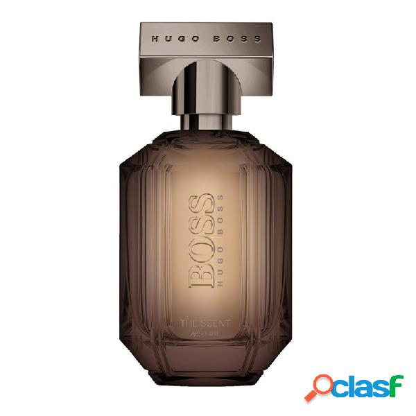 Hugo boss the scent absolute for her - 100 ml eau de parfum perfumes mujer