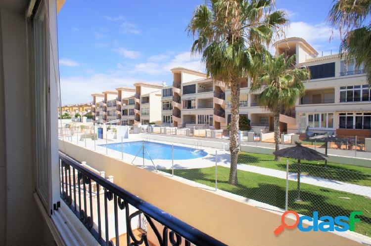 Apartamento en punta prima, piscina, parking y zonas verdes.