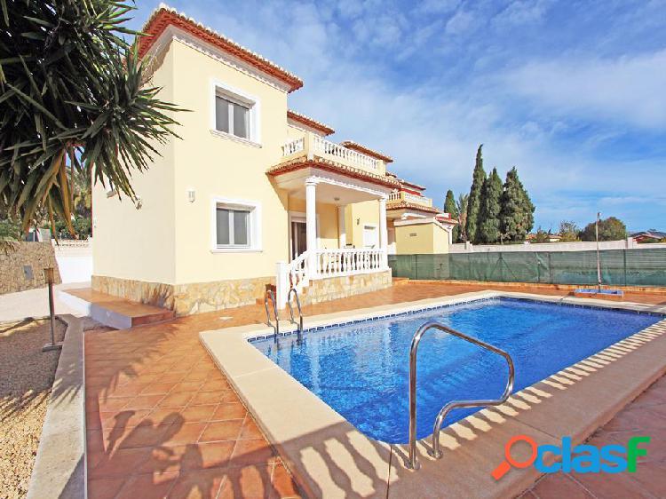 Preciosa Villa en Beniarbeig 1