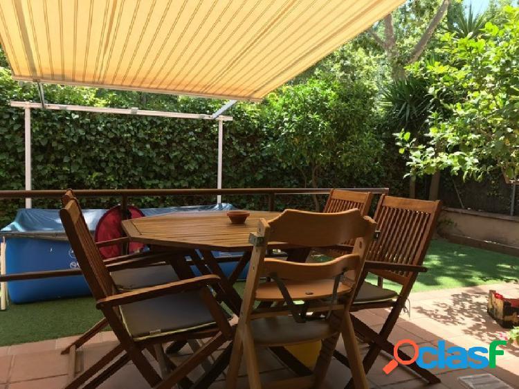 Fantástico piso con Jardín 1