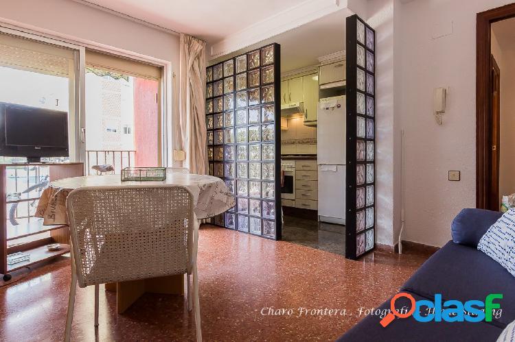 Apartamento de dos habitaciones en venta en el saler