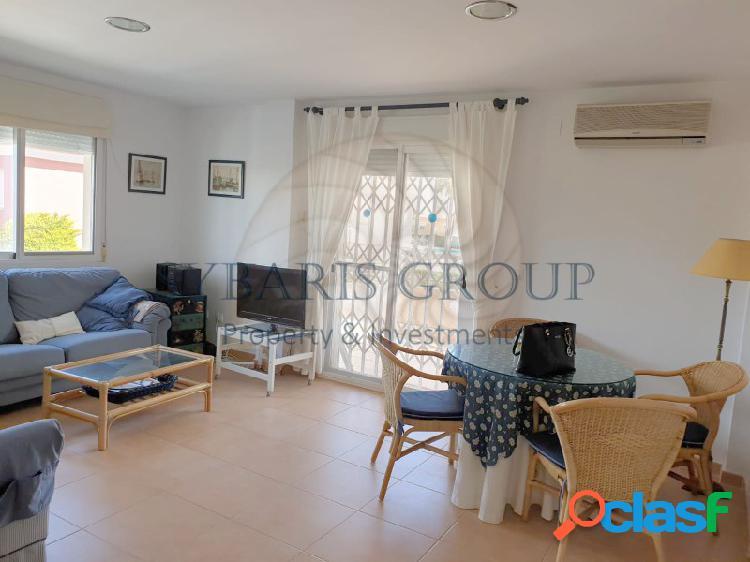 Alquiler de temporada de verano apto 3 dormitorios dobles cerca la playa y el casco urbano