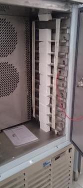 Abatidor de temperatura sin usar