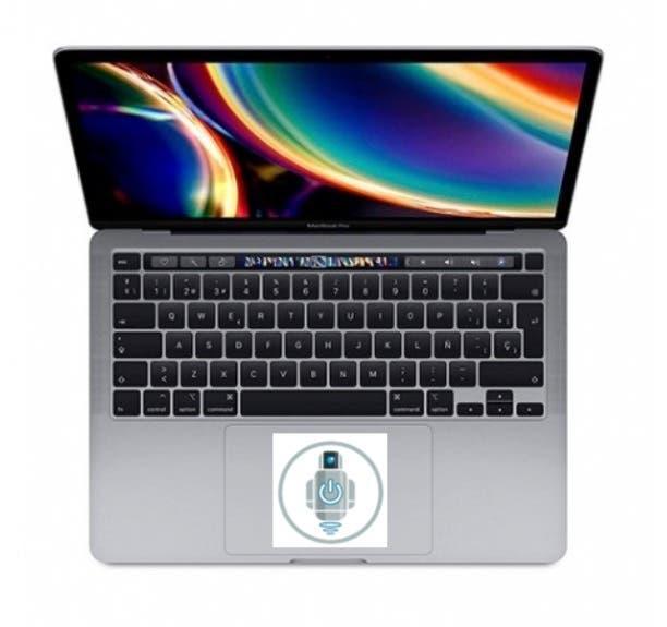 Apple macbook pro 13 2020 space grey