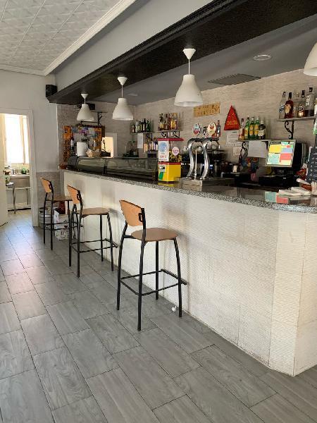 Alquiler bar/cafetería