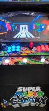 Bartop recreativa arcade retro bartop lowboy